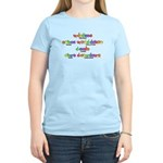 Prevent Noise Pollution CC Women's Light T-Shirt