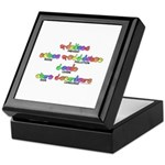 Prevent Noise Pollution CC Keepsake Box