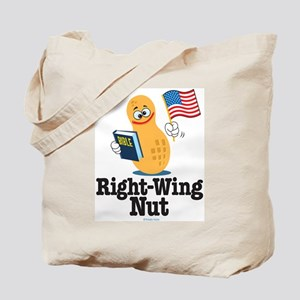 Right-Wing Nut Tote Bag