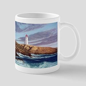 Peggy's Cove Lighthouse Mug
