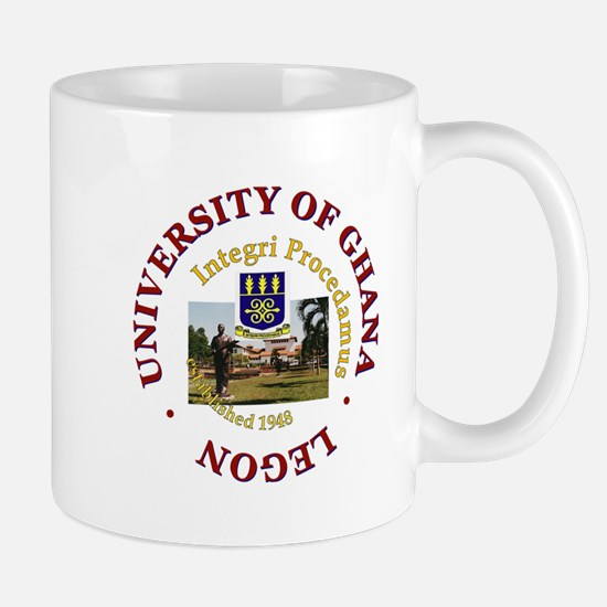 UOG Circular Mug