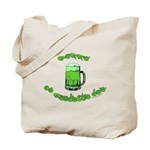 Happy St. Pat's Tote Bag