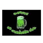 Happy St. Pat's Postcards (Package of 8)