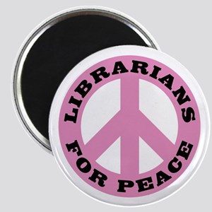 Librarians For Peace Magnet