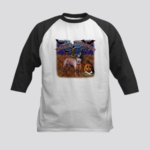 halloween design3 Kids Baseball Jersey