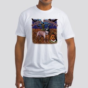 halloween design3 Fitted T-Shirt