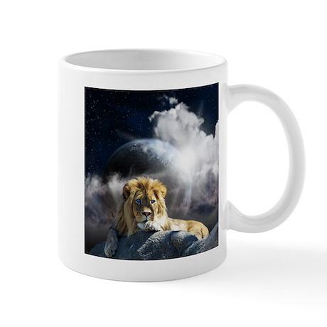 Leo Moon Mug