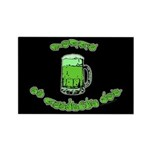 Happy St. Pat's Rectangle Magnet (100 pack)