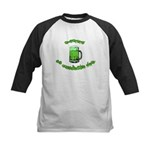 Happy St. Pat's Kids Baseball Jersey