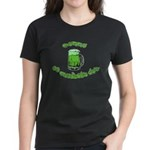Happy St. Pat's Women's Dark T-Shirt
