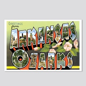 Ozarks Arkansas Postcards (Package of 8)