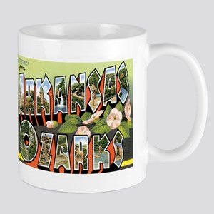 Ozarks Arkansas Mug