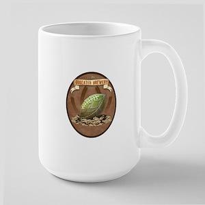 Bugeater Brewery Large Mug