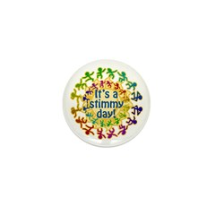 It's a Stimmy Day Mini Button (100 pack)