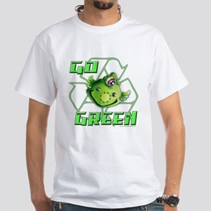 Go Green Adult Shirt