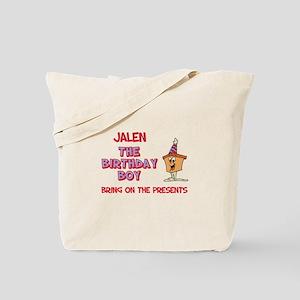 Jalen - The Birthday Boy Tote Bag