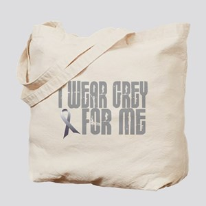 I Wear Grey For Me 16 Tote Bag