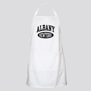 Albany New York BBQ Apron