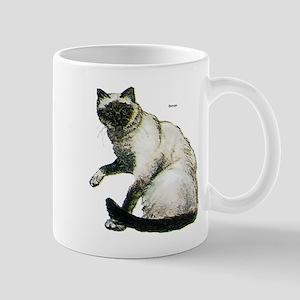 Birman Cat Mug