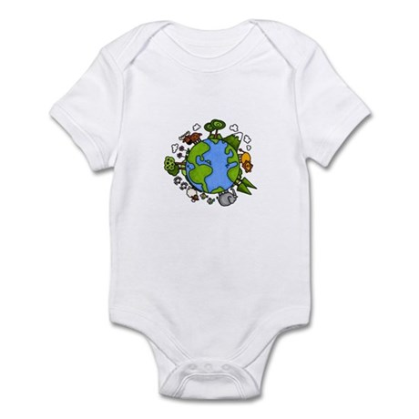 Animal World Infant Bodysuit