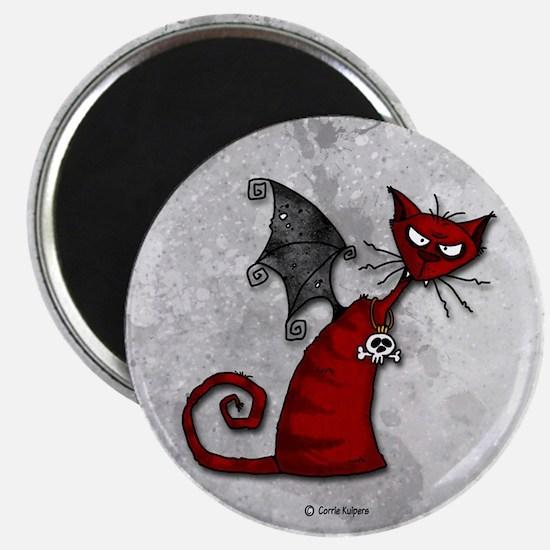 """Doom Kitty 2.25"""" Magnet (10 pack)"""