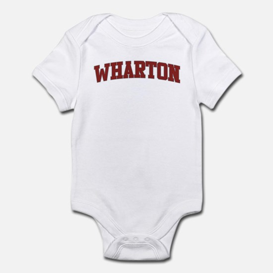 WHARTON Design Infant Bodysuit