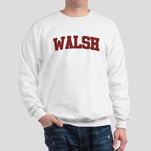 WALSH Design Sweatshirt
