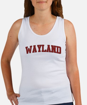 WAYLAND Design Women's Tank Top