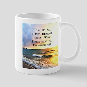PHIL 4:13 VERSE Mug