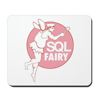 SQL Fairy Mousepad