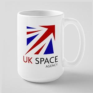United Kingdom Space Agency Large Mug