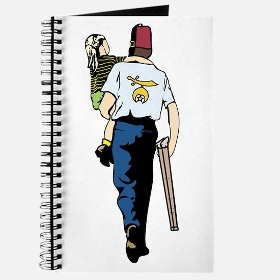 Helping Hand Journal