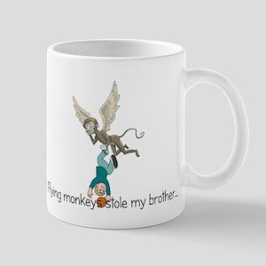 Flying Monkeys stole my broth Mug