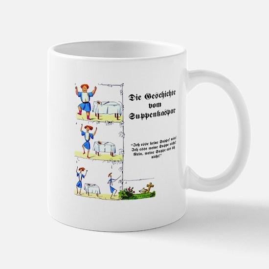 Struwwelpeter - Suppenkaspar Mug