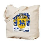 Leleu Family Crest Tote Bag