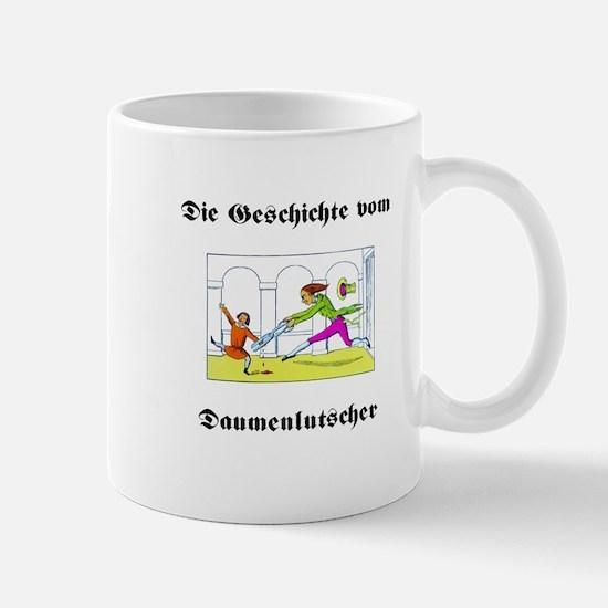 Struwwelpeter - Daumenlutsche Mug