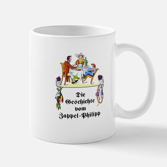 Struwwelpeter - Zappelphilipp Mug
