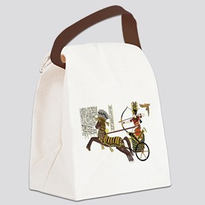 Egyptian queen Canvas Lunch Bag