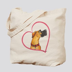 NRC Heartline Tote Bag
