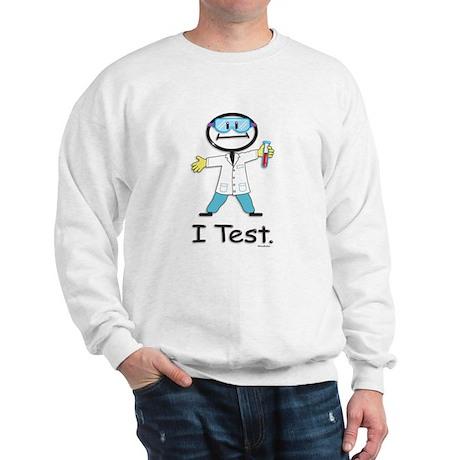 Medical Lab Tech Sweatshirt