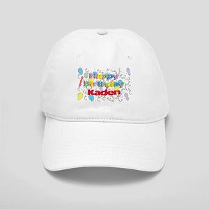 Happy Birthday Kaden Cap