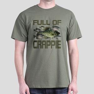 Full of Crappie Dark T-Shirt