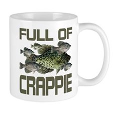 Full of Crappie Mug