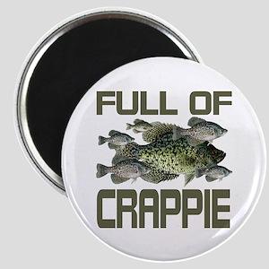 Full of Crappie Magnet