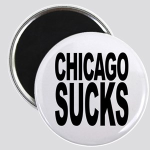 Chicago Sucks Magnet