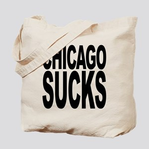 Chicago Sucks Tote Bag