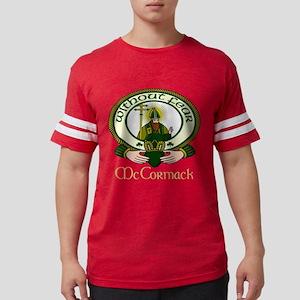 McCormack Clan Motto Women's Dark T-Shirt