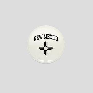 New Mexico Mini Button