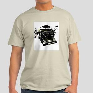 Typewriter natural T-Shirt