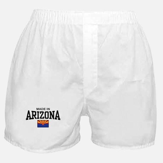 Made in Arizona Boxer Shorts